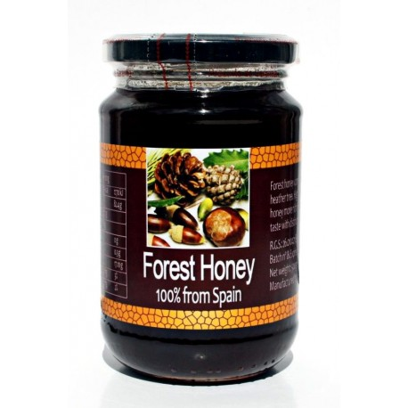 Spanish forest honey - 500gr