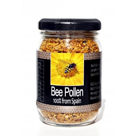 Spanish bee pollen 120gr