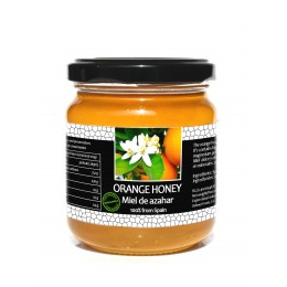 Spanish orange honey - 250gr