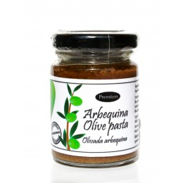 Arbequina olive pasta premium - 100gr